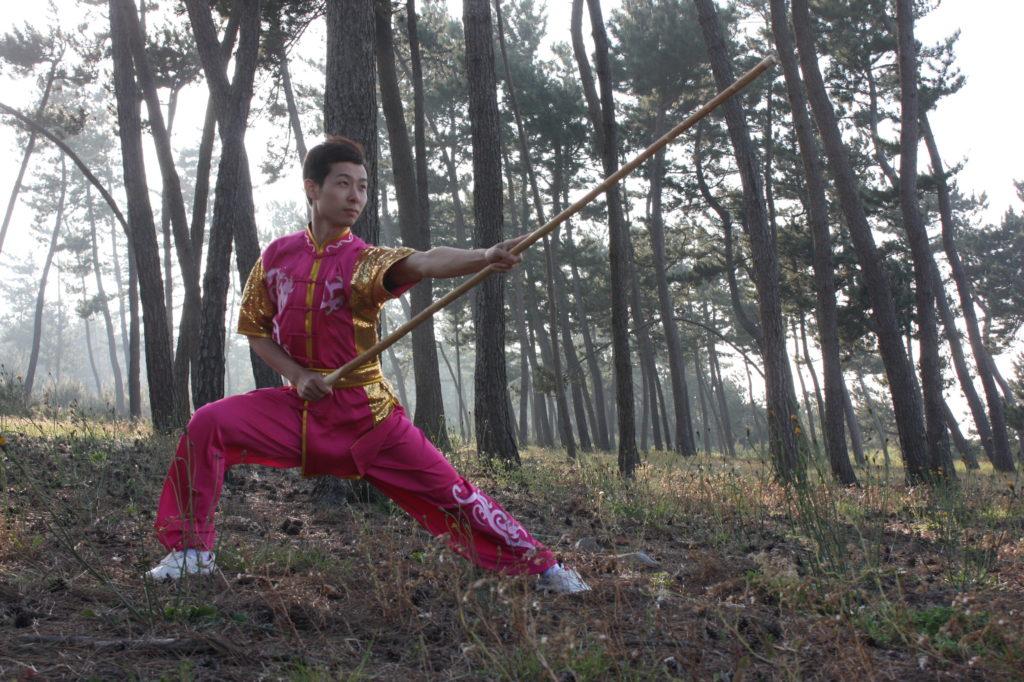 武器 棍  中国武術用品 武芸堂 表演服 長拳 カンフー 太極拳 南拳 武器